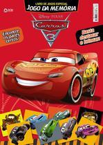 Carros 3 - Jogo da Memória Disney - ON LINE