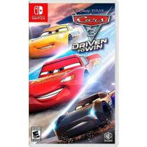 Cars 3 Driven To Win Nintendo Switch -