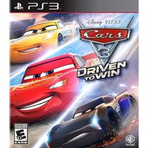 Cars 3: Driven To Win - Ps3 - Sony
