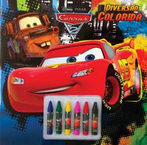 Cars Diversao Colorida - Dcl