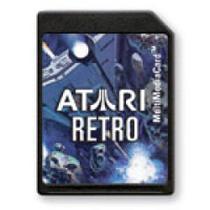 Cartão com 7 jogos Atari para Palm P10934U -