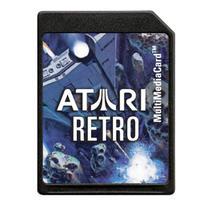 Cartão Com 7 Jogos Clássicos De Atari P10934u Palm -