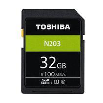 Cartão de Memória 32GB 100MB/s SDXC UHS-I Toshiba -