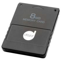 Cartao de Memoria 8mb Ps2 Dazz Ref 621231