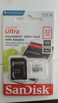 Cartão de memória SanDisk 32 GB -
