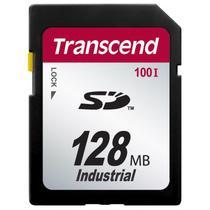 Cartão de Memória SD Transcend 128MB Industrial TS128MSD100I -