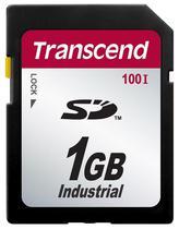 Cartão de Memória SD Transcend 1GB Industrial TS1GSD100I -