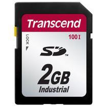 Cartão de Memória SD Transcend 2GB Industrial TS2GSD100I -
