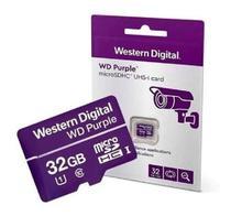 Cartão Memoria 32 Gb Intelbras Wd Purple Nfe -