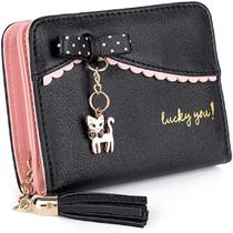 Carteira Feminina Porta Cartão Mão Pequena Luxo - Baellerry
