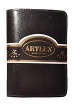 Carteira Pequena Artlux Preto -