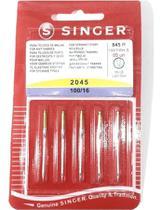 Cartela De Agulha Singer 2045  Com 5 Unidades De Aguha -
