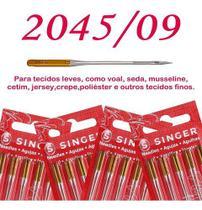 Cartela de agulha singer malha n204509 c/05 - 2und -