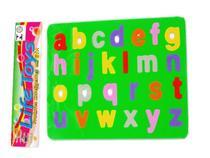 Cartela De Letras Minuscula - Mingone brinquedos