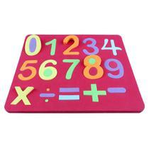 Cartela Numerica Eva Ev005717 - Evamax-2