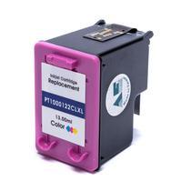 Cartucho 122 XL Colorido Microjet 13ML Para HP J110a / 210A / 2050 / 510A / 3050 / 610A -