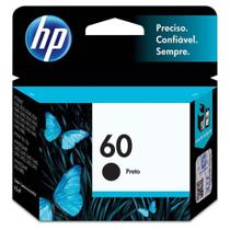Cartucho 60 Preto 4,5 Ml hp Cc640wl hp