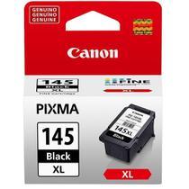 Cartucho Canon 145 Preto XL PIXMA IP2810 MG2410 MG2510 MG2910 MG3010 TS3110 - 4DDAP