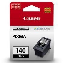 Cartucho canon pg-140 preto 8ml  canon -