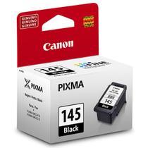 Cartucho canon pg-145 preto 8ml  canon -