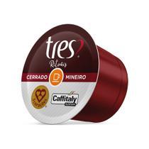 Cartucho com 10 Cap Café Espresso Rituais Cerrado Mineiro - Tres