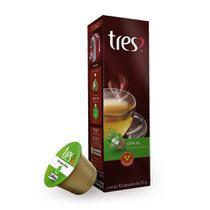 Cartucho com 10 Cap Chá de Capim Cidreira - Tres