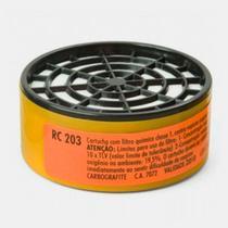 Cartucho com Filtro RC 203 para Máscaras CG 306 Carbografite -