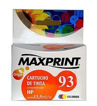 CARTUCHO COMP. HP C9361WL COLOR Nº 93 MAXPRINT -