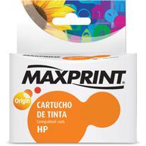 Cartucho Compativel HP 22XL Colorido - Maxprint