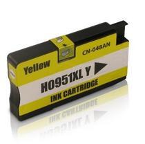Cartucho Compatível HP 951 951XL Amarelo Yellow - Mc