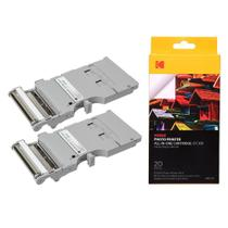 Cartucho de 20 Fotos para Mini Impressora Kodak -