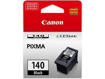 Cartucho de Tinta Canon PG-140 - Preto