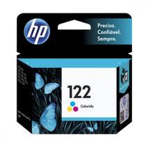 Cartucho de Tinta HP 122 Colorido CH562HB -