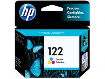 Cartucho de Tinta HP 122 Colorido - Original