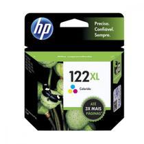 Cartucho de Tinta HP 122XL CH564HB -