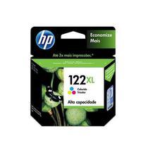 Cartucho de Tinta HP 122XL Color CH564HB - Hp Cartuchos