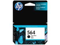 Cartucho de Tinta HP 564 Preto - Original