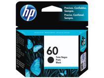 Cartucho de Tinta HP 60 Preto - Original