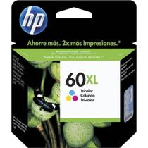 Cartucho de Tinta  HP 60XL color CC644WB -