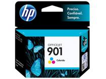 Cartucho de Tinta HP Colorido 901 Officejet  - Original