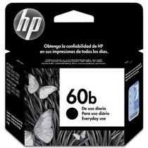 Cartucho de Tinta HP Everyday 60B Preto - CC636WB
