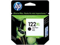 Cartucho de Tinta HP Preto 122 XL - Original