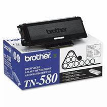 Cartucho De Toner Brother TN 580 Original (ntk 242) -