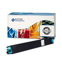 Cartucho de toner ciano compatível sharp mx 2600n mx 3100 n mx-31atca performance 285g - katun -