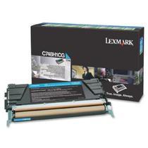 Cartucho de Toner Lexmark Ciano C746 e C748 12k -