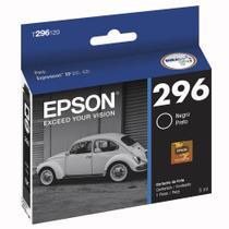 Cartucho Epson 296 Preto Ref:T296120 - XP231 / XP431 -