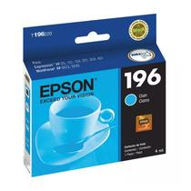 Cartucho Epson T196220 196 Ciano 4ml