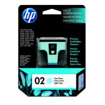 Cartucho HP 02 Ciano Claro 5,5ml C8774WL