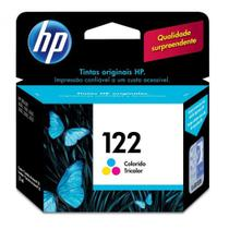 Cartucho HP 122 Colorido 1,5ml CH562HB -
