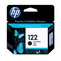 Cartucho HP 122 Preto 2ML- CH561HB